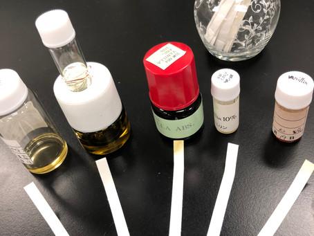 香りの科学 第8回目