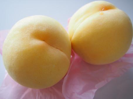 桃、大好きです!