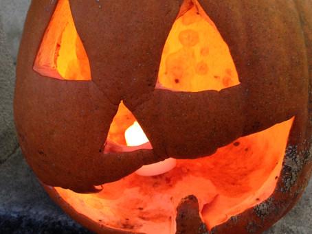 かぼちゃの香り