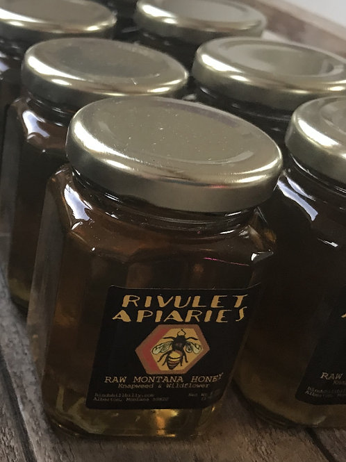 Knapweed and Wildflower Honey, 6 oz