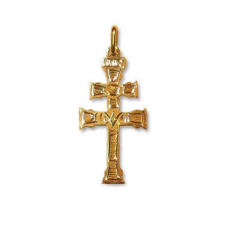 Cruz De Caravaca Laminada