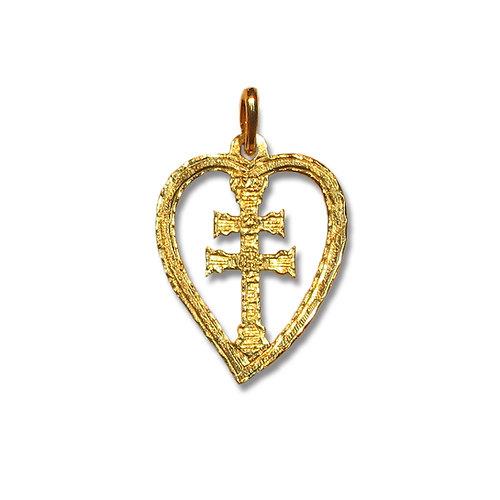 Cruz Cerco Corazón