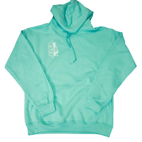 Cool Mint Welcome Hoodie