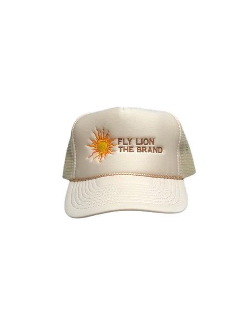 Fly Liōn Sun Cap