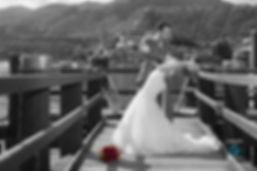 Il molo - Matrimonio Orta San Giulio Novara -fotodigitalverbania