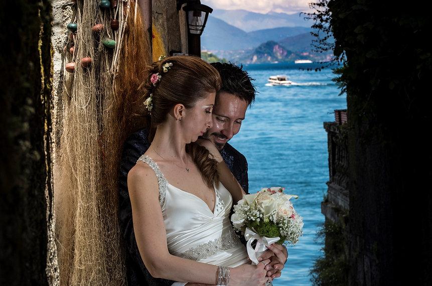 baveno wedding matrimoniolago maggiore sposi fotografo