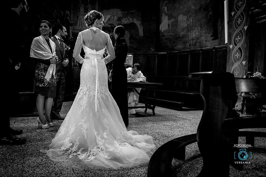 L'emozione - Matrimonio Orta San Giulio Novara -fotodigitalverbania