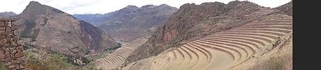 Kenneth Kiwicz explores Incan Terraces