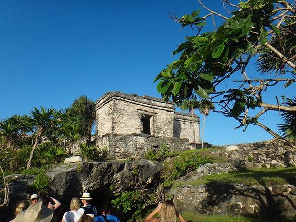 Kenneth Kiwicz explores Tulum Ruins