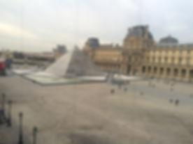 Kenneth J Kiwicz photo of the Louvre