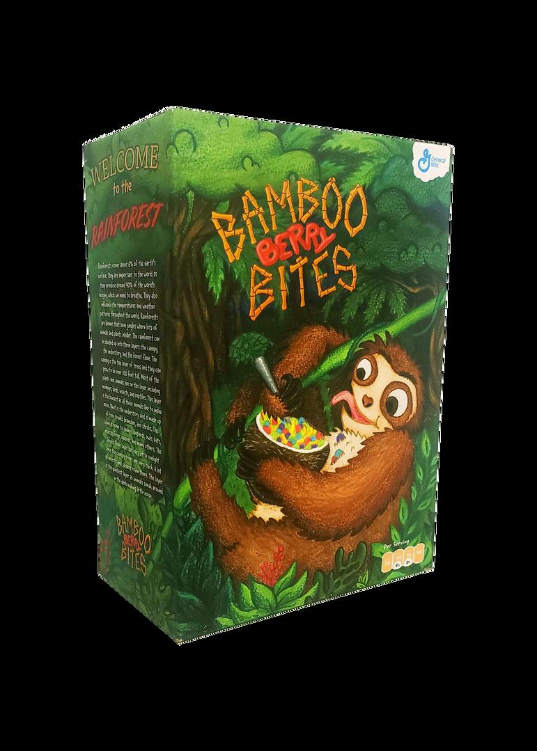 Bamboo Berry Bites Box