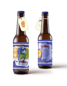 """""""güdboy"""" Beer Bottles"""