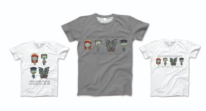 Primary T-Shirt Design Options
