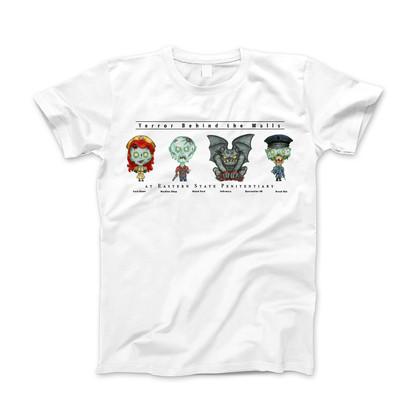 White T-Shirt Option