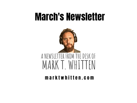 March's Newsletter