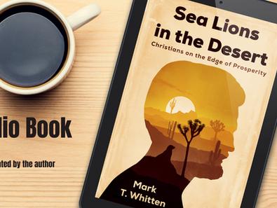 Sea Lions in the Desert AUDIO BOOK!