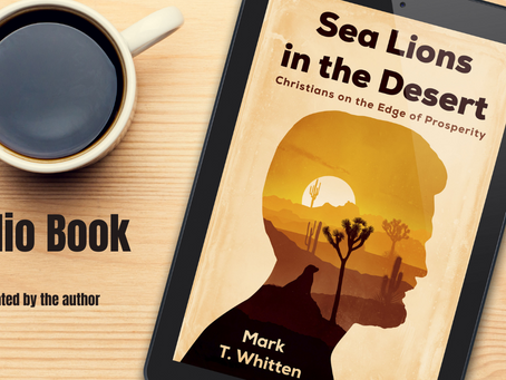 Sea Lions in the Desert AUDIO BOOK!