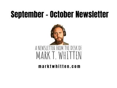 September - October Newsletter