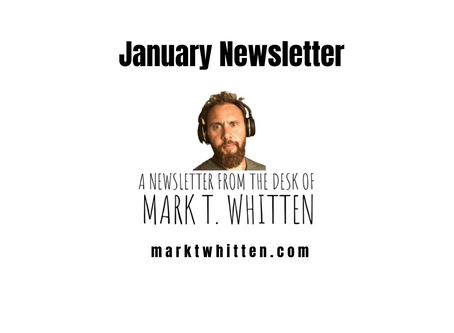 January Newsletter!  Later, not Late...