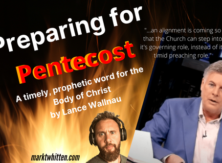 Preparing for Pentecost