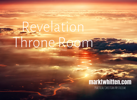 Revelation Throne Room Theophany