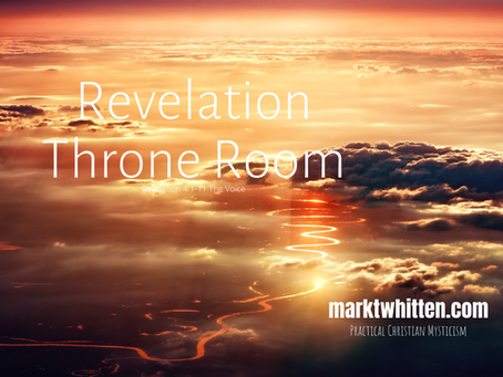 Revelation Throne Room Theophany