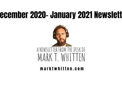 December 2020 - January 2021 Newsletter