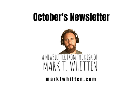October's Newsletter is Here!