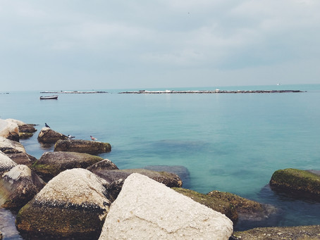 By the Sea in Bari