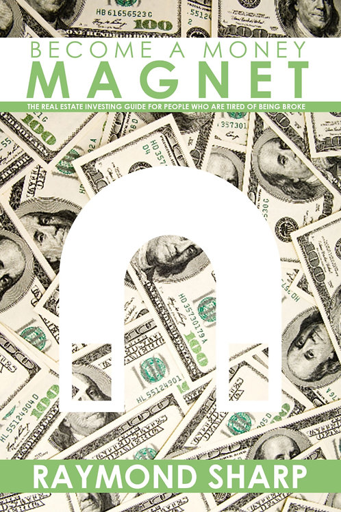 Become A Money Magnet (Paperback Book)