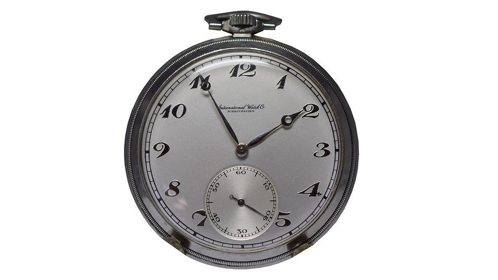 IWC Cal.67 Pocket Watch