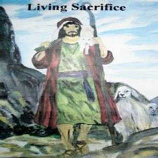 Living Sacrifice (set of 2)