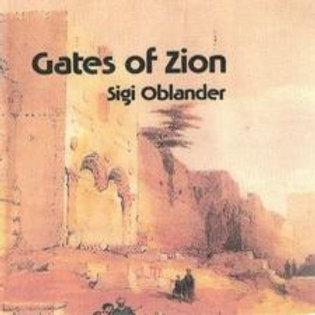 Gates of Zion (set of 2)