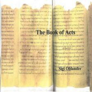 The Book of Acts (set of 2)