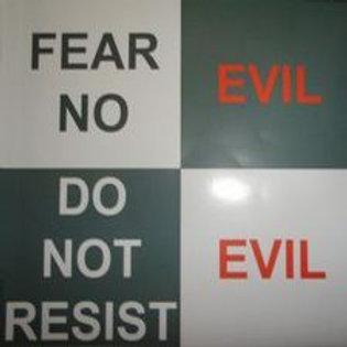 Fear No Evil (set of 2)