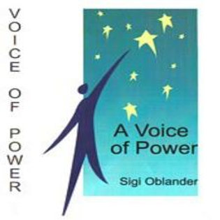 A Voice of Power (set of 3)