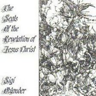 Seals of the Revelation of Jesus Christ (set of 4)