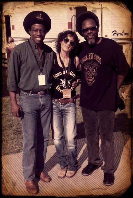 Eddy Grant & Jazzie B.