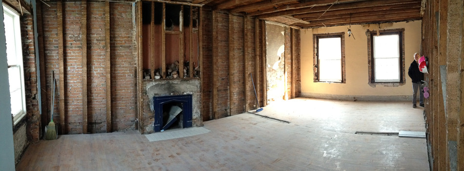 Lancaster House renovation