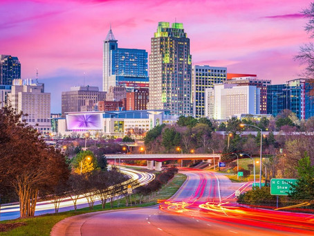 Downtown Raleigh Growth - Do Not Be Afraid