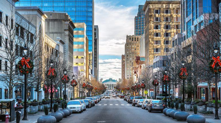 Fayetteville-Street-Raleigh-North-Caroli