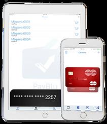 Uber das vending machines, Pagamento via celular com wallet digital e private label