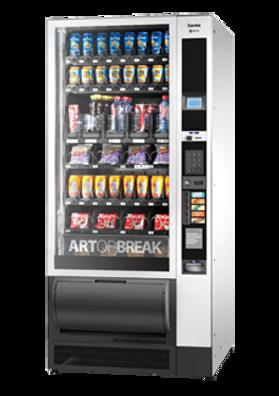 vending machine samba com telemetria