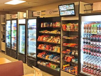 Três Fatores a Considerar ao Comprar Produtos para Vending