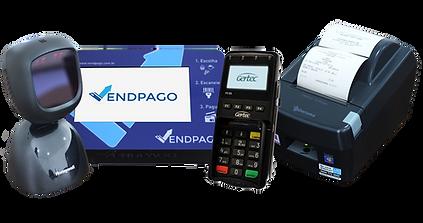 Pagamento por cartão e telemetria para seu Micro Market