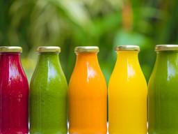 Mercado global de sucos prensados a frio deve crescer em um CAGR de 8% até 2021, diz Technavio