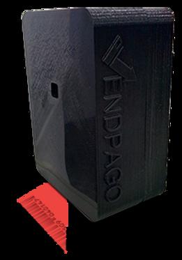 scanner, código de barras, impressão 3d