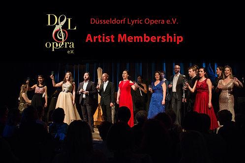 Artist Membership