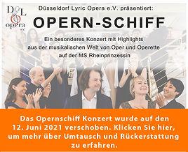 German 10,5 x 21OPERN-SCHIFF Brochure Ad