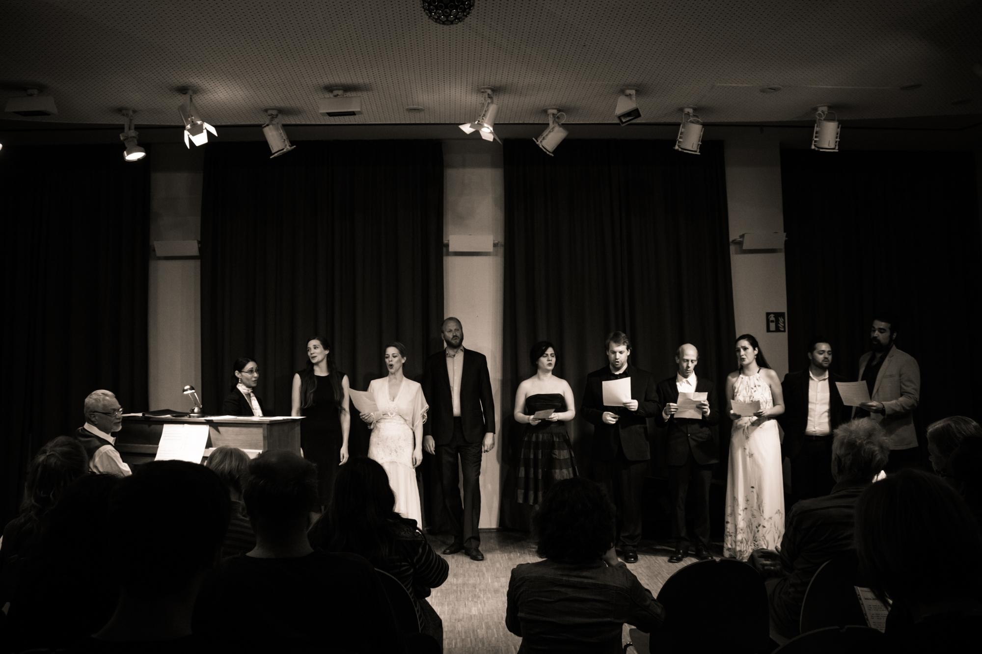 Spotlight Konzertreihe 29.März.17